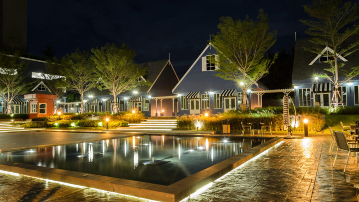 Bethesda MD Electrician Outdoor Lighting