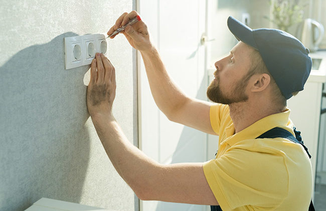 Electrical contractor in Bethesda MD, Meyer Electrical Services Inc.